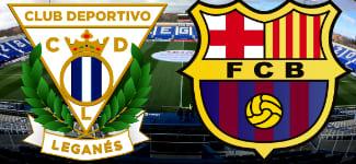 Барселона – Леганес: прогноз (кф. 1.53)
