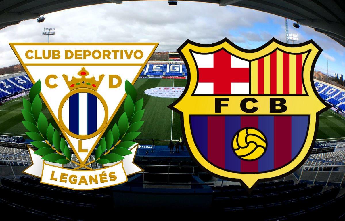Барселона – Леганес: прогноз матча 23 ноября 2019
