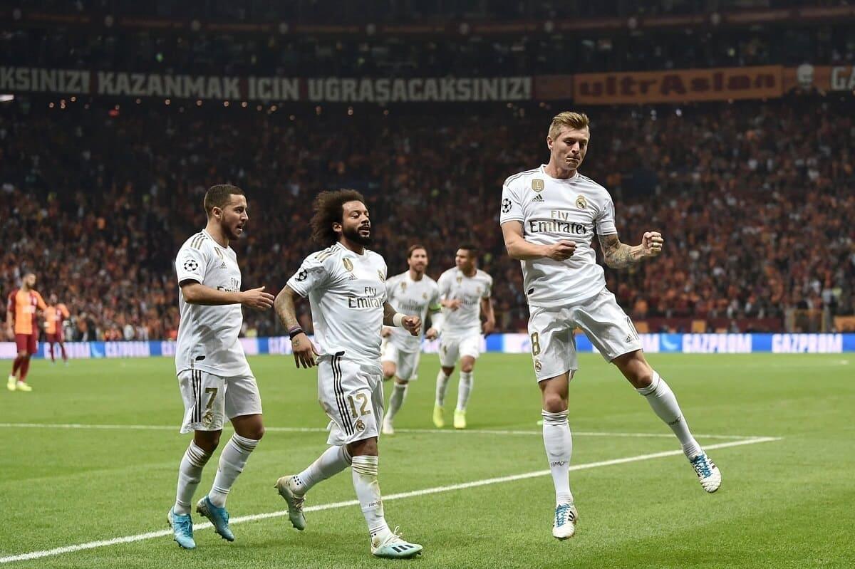 Реал – Галатасарай прогноз 6 ноября