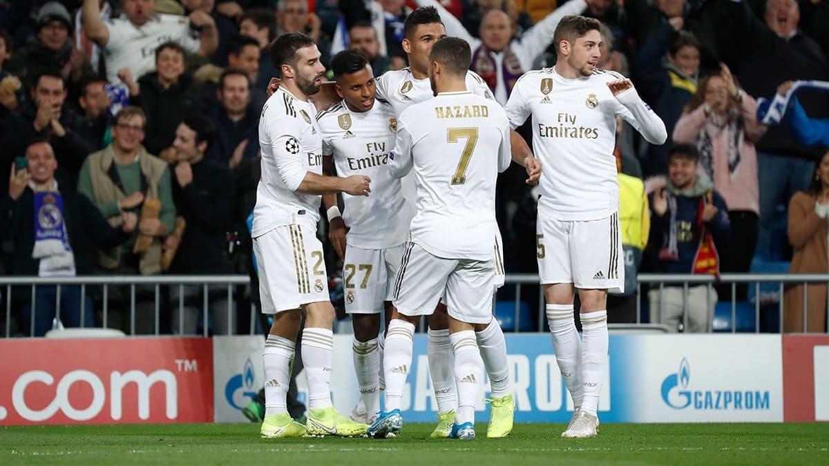 Реал Мадрид – ПСЖ прогноз 26 ноября 2019