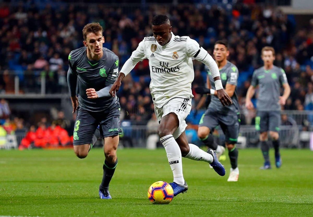 Реал Мадрид – Реал Сосьедад прогноз 23 ноября