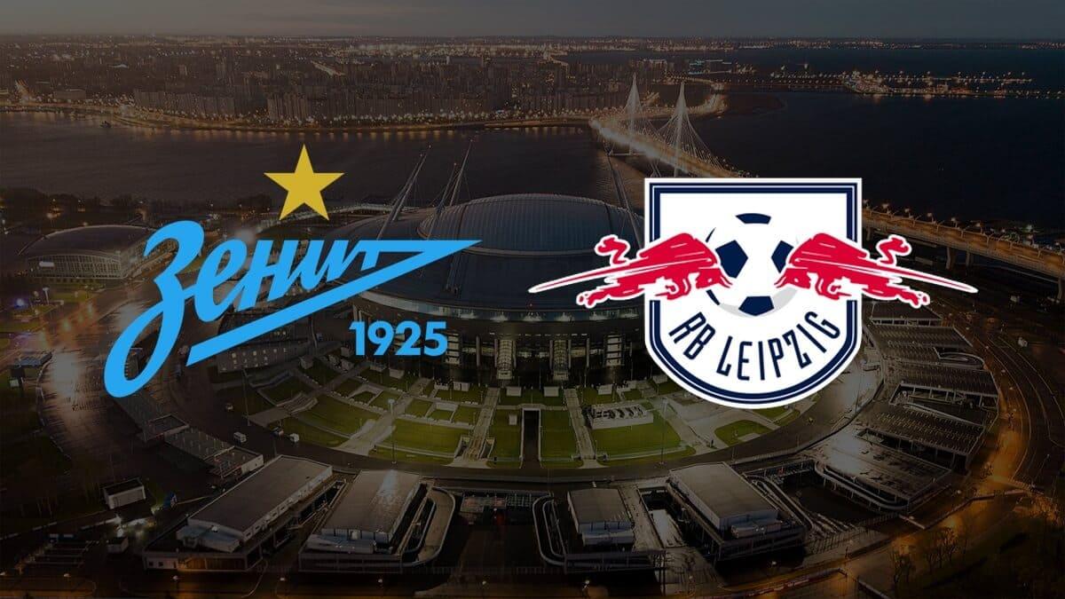 Зенит – РБ Лейпциг прогноз матча 5 ноября