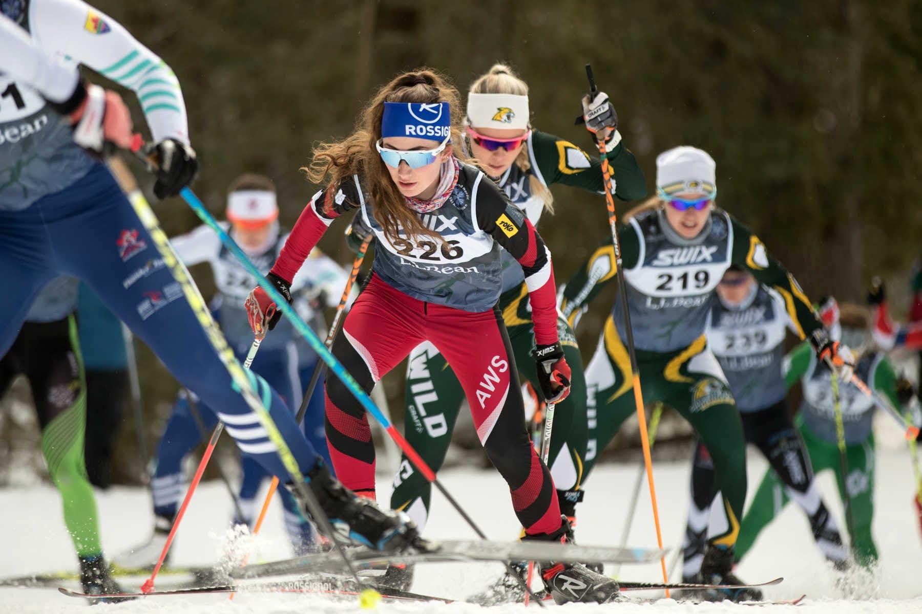 Кубок мира по лыжным гонкам 2019-2020 (Планица)