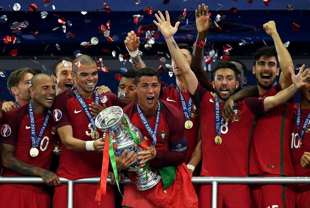 Криштиану Роналду на Евро 2016