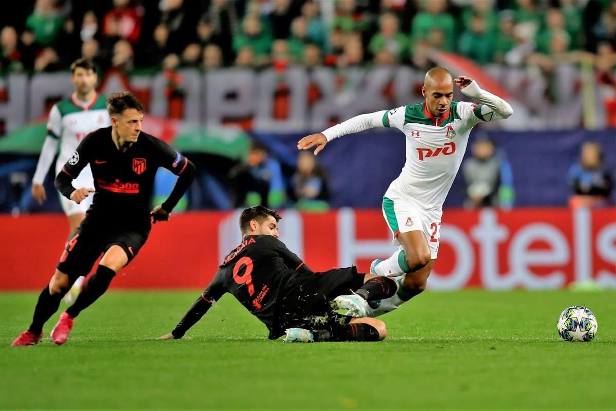 Атлетико – Локомотив прогноз 11 декабря 2019