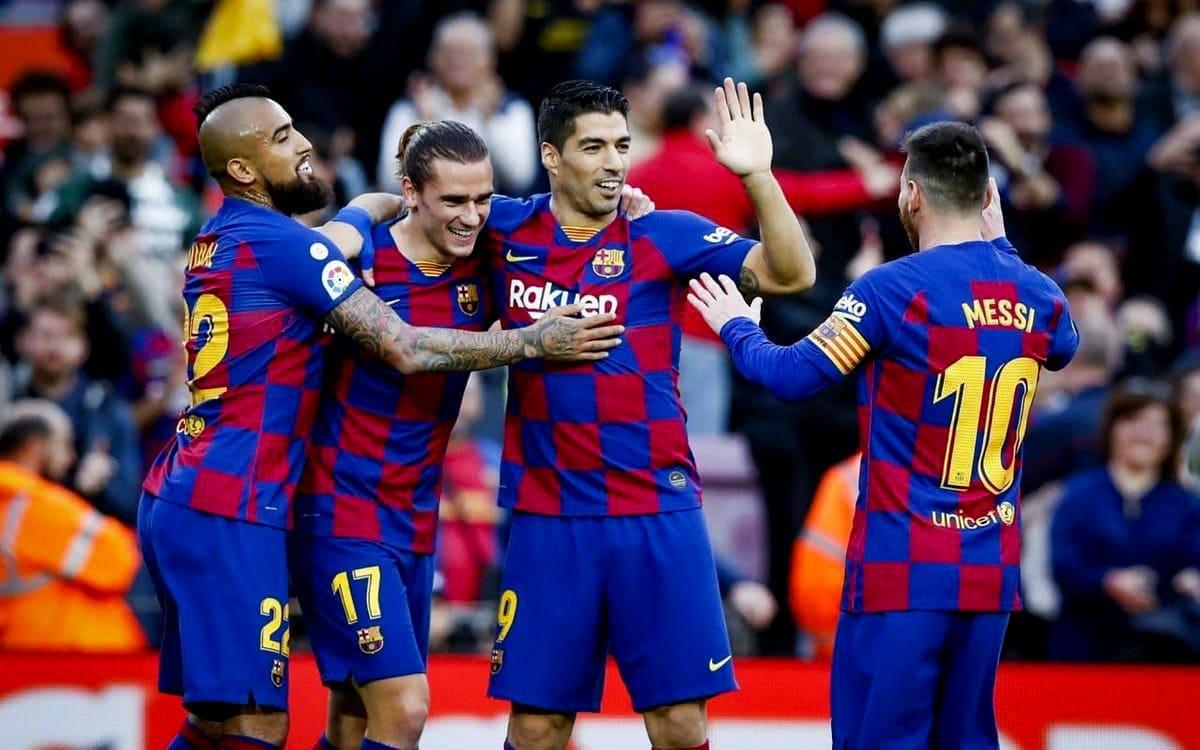 Суперкубок Испании по футболу 2019 2020
