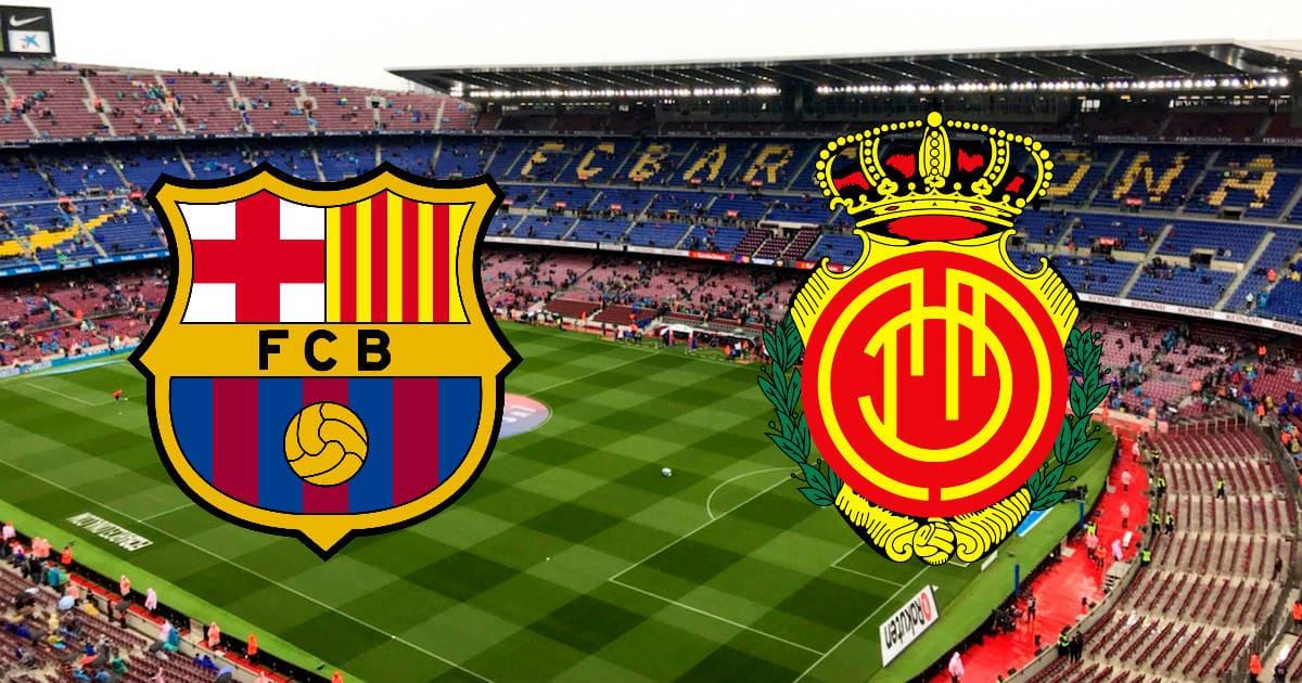 Прогноз Барселона – Мальорка 07.12.2019