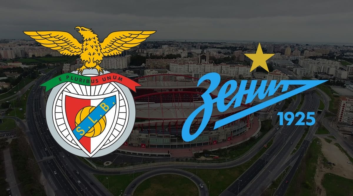 Бенфика – Зенит прогноз матча 10 декабря 2019