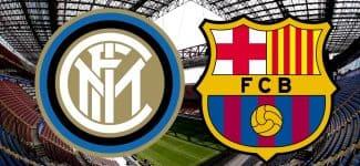 Интер - Барселона 10 декабря 2019