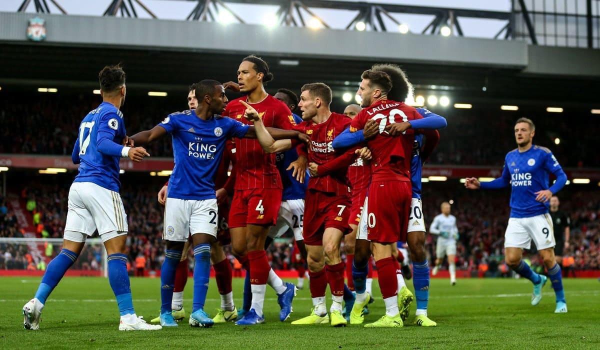 Лестер – Ливерпуль прогноз 26 декабря 2019