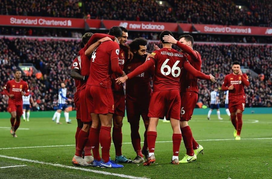 Ливерпуль – Эвертон прогноз 4 декабря 2019