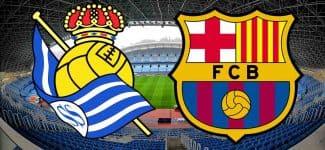 Прогноз Реал Сосьедад - Барселона 14 декабря 2019 года