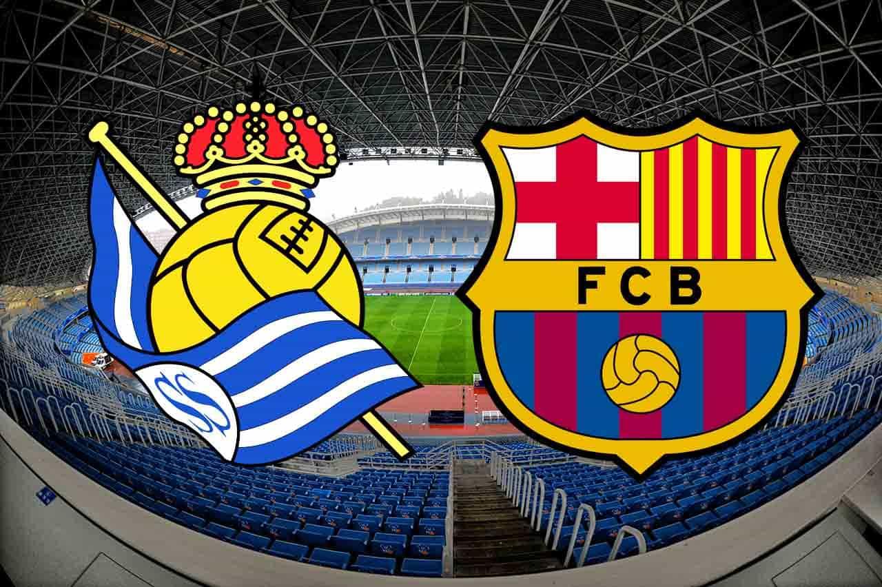 Реал Сосьедад – Барселона 14 декабря 2019.
