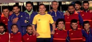 Из Элдин Бахдер самый старый играющий футболист