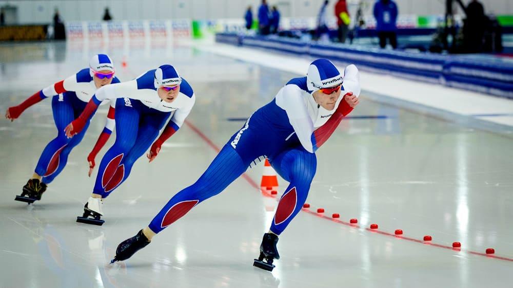 Чемпионат Европы по конькобежному спорту 2020: расписание