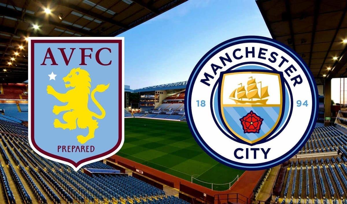 Астон Вилла – Манчестер Сити прогноз 12 января