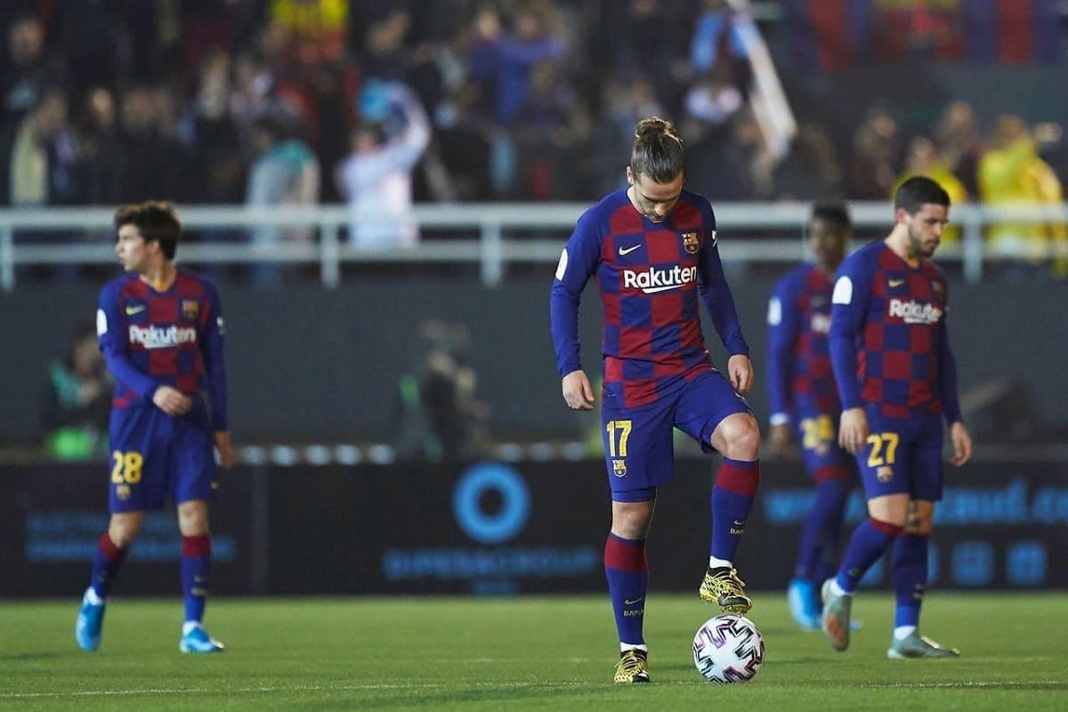 Барселона – Леганес прогноз 30 января
