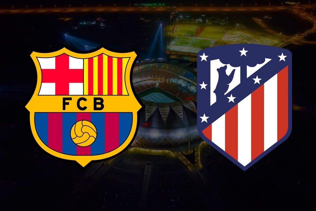 Барселона – Атлетико 9 января 2020 прогноз