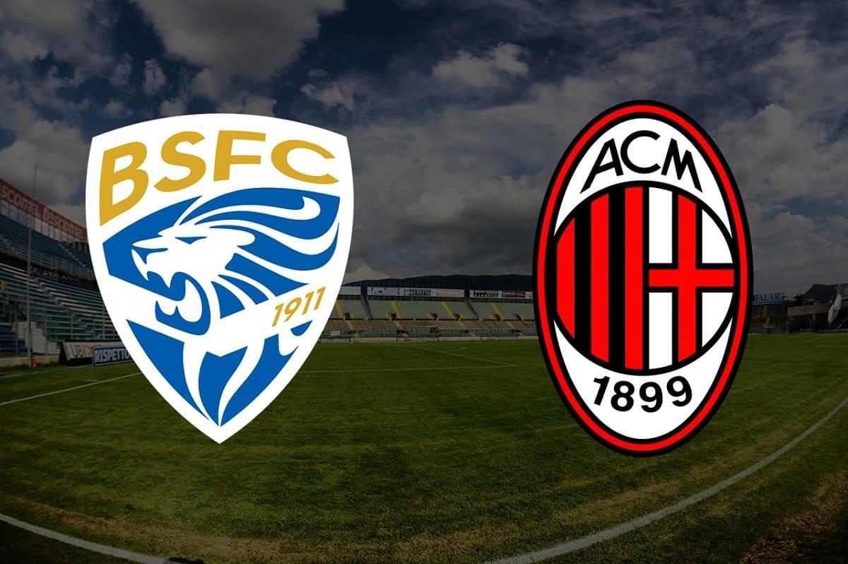 Брешиа – Милан 24 января прогноз