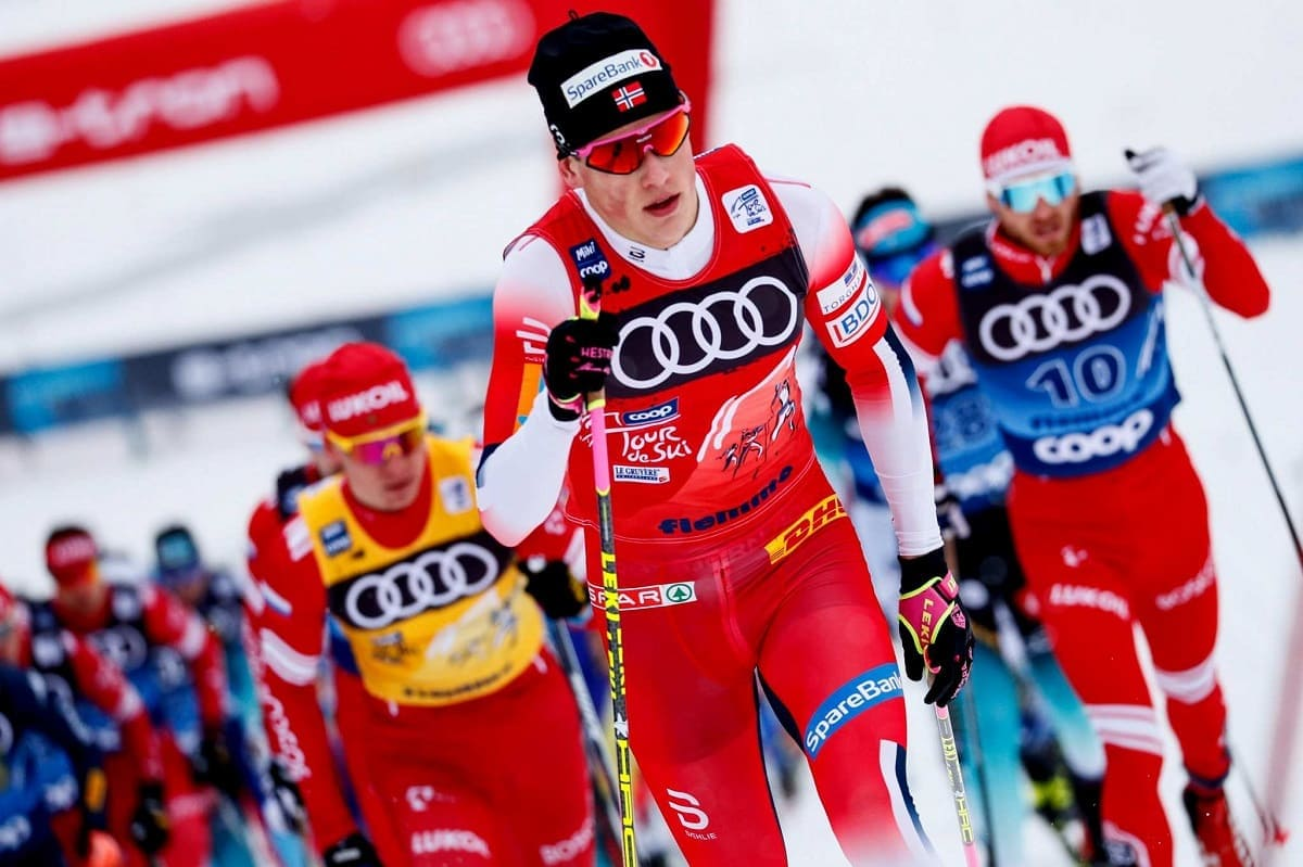 6 этап Кубка мира по лыжным гонкам 2019 2020 Дрезден