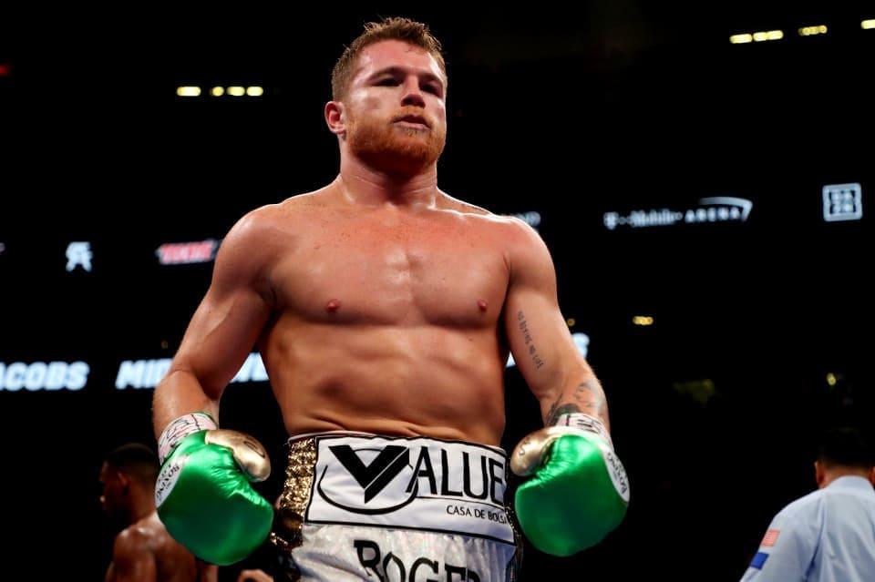 лучшие боксеры современности по мнению Александра Усика (Сауль Альварес)