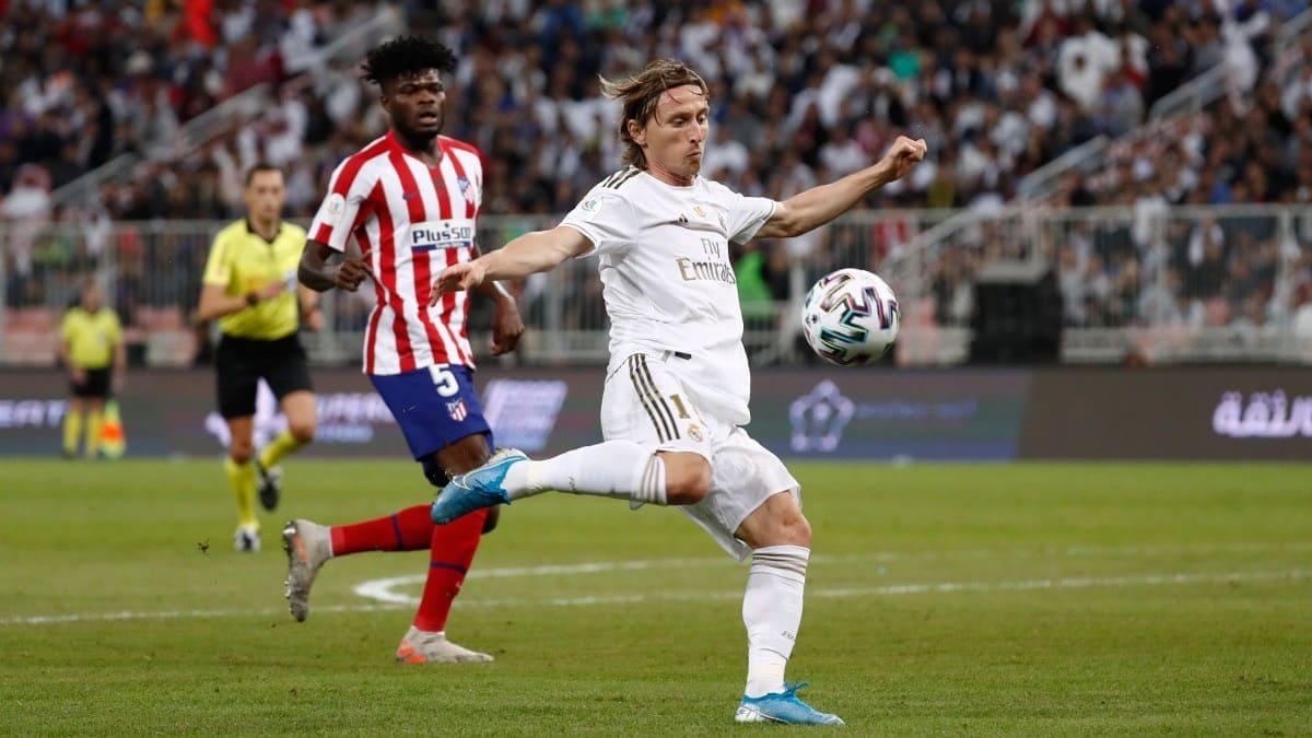 Реал – Атлетико обзор финала Суперкубка Испании