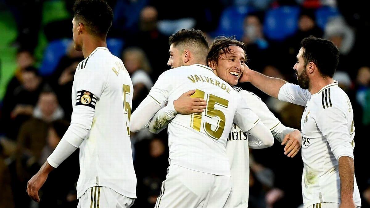 Валенсия – Реал Мадрид 8 января прогноз
