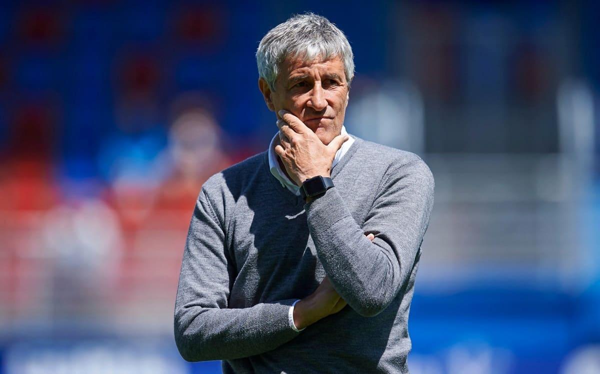 Кике Сетьен новый тренер Барселоны