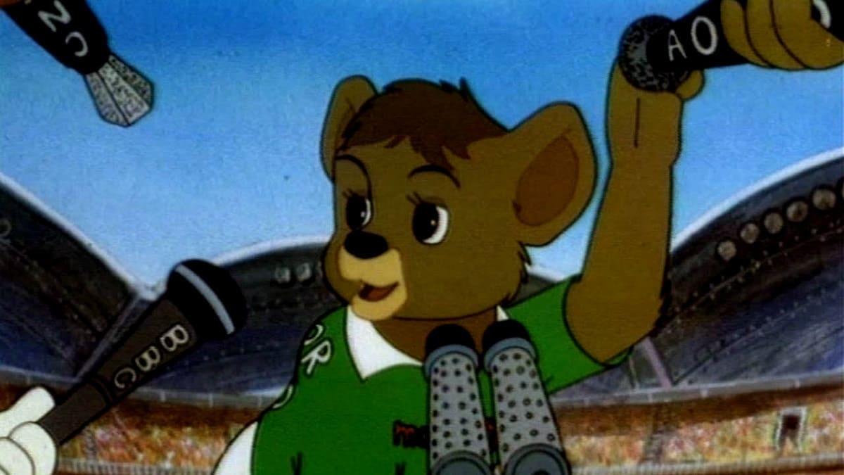 ТОП-5 лучших мультфильмов про спорт