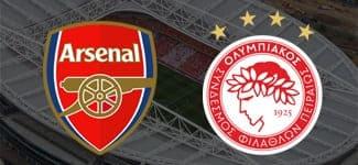 Арсенал – Олимпиакос 27 февраля прогноз