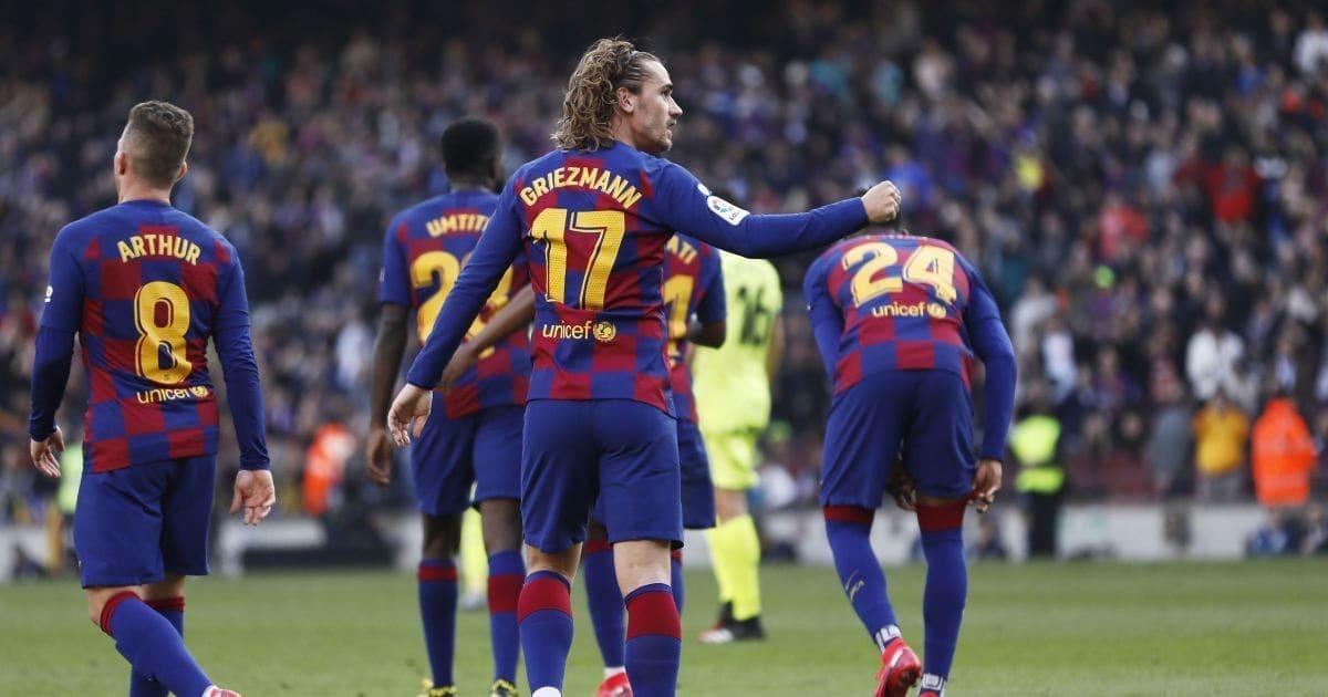 Барселона – Эйбар 22 февраля прогноз