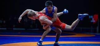 Чемпионат Европы по борьбе 2020