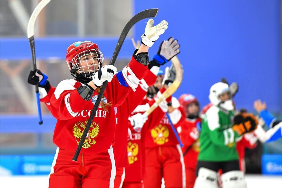 Чемпионат мира по хоккею с мячом среди женщин 2020