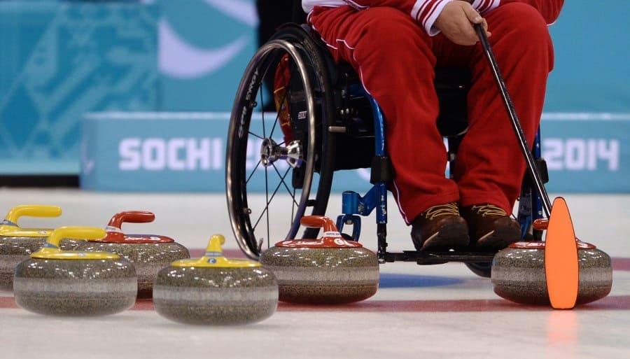 Чемпионат мира по керлингу на колясках 2020