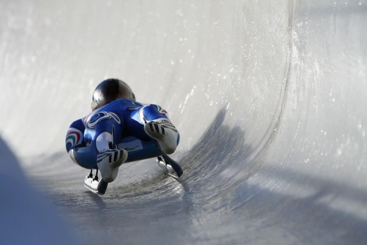 Чемпионат мира по санному спорту 2020 в Сочи