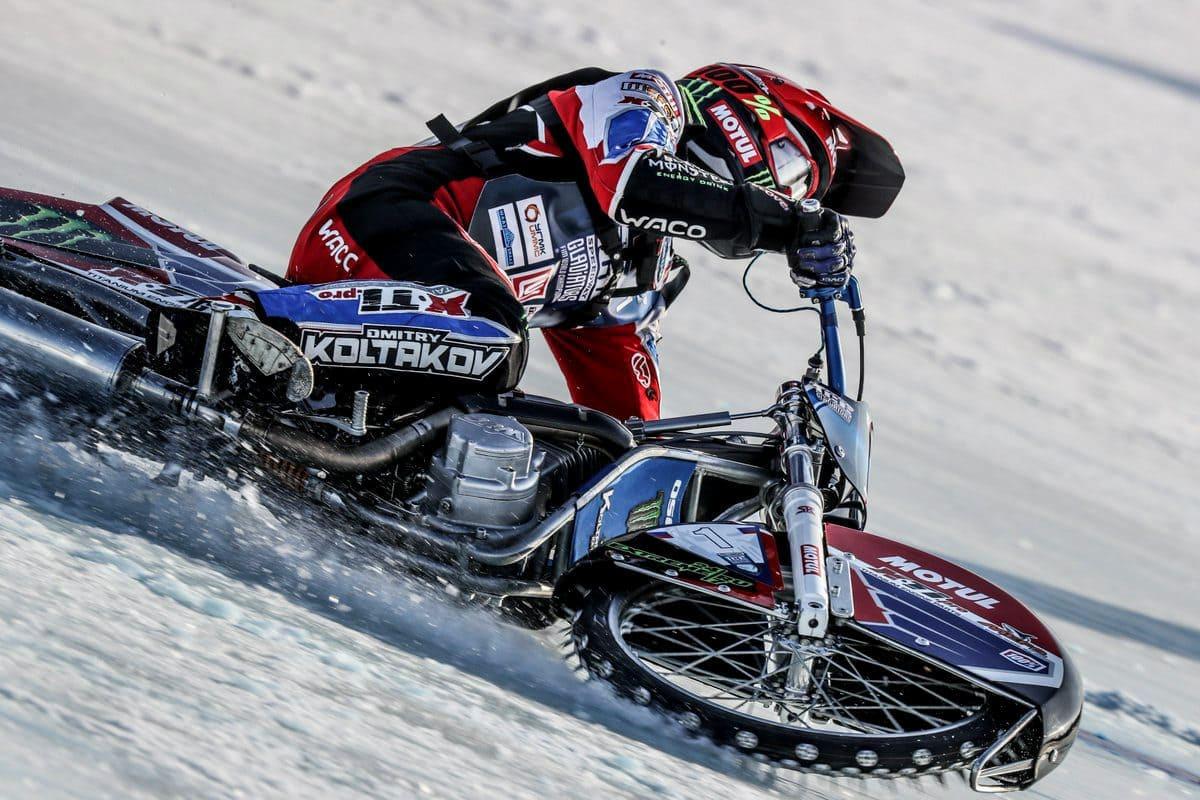 Мотогонки на льду: календарь 2020