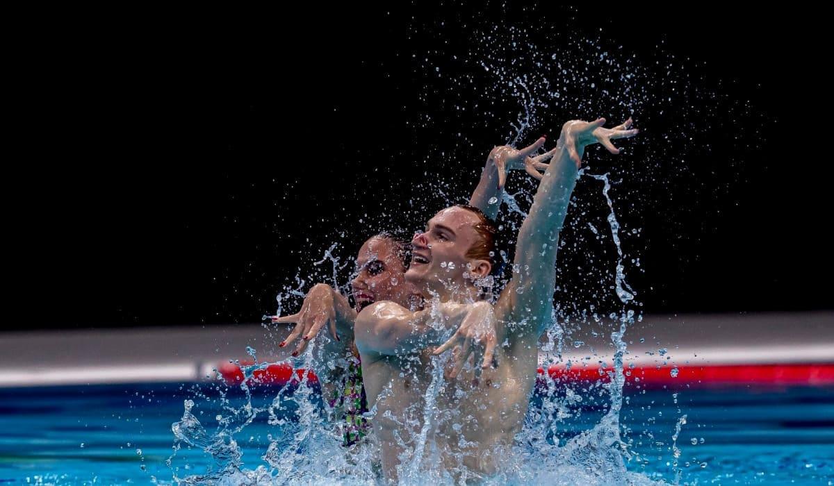 мировая серия по артистическому плаванию 2020