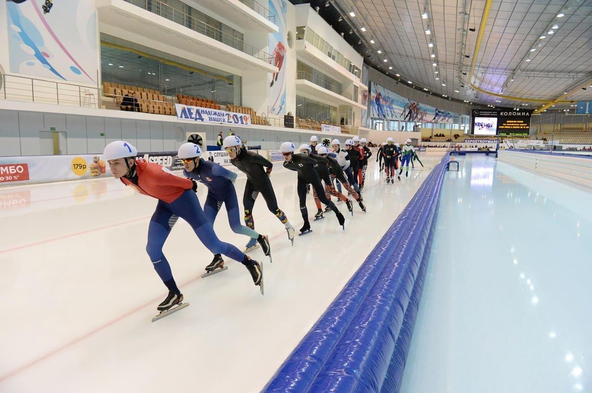 Первенство по конькобежному спорту 2020 среди юношей и девушек до 17 лет