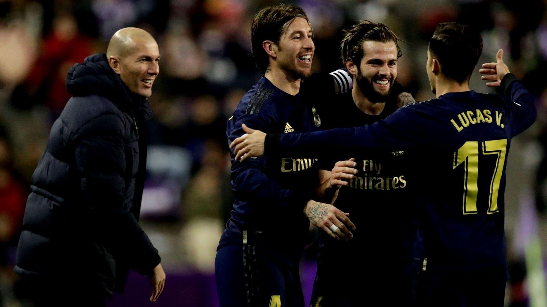Реал Мадрид - Реал Сосьедад прогноз 6 февраля (Реал Мадрид)