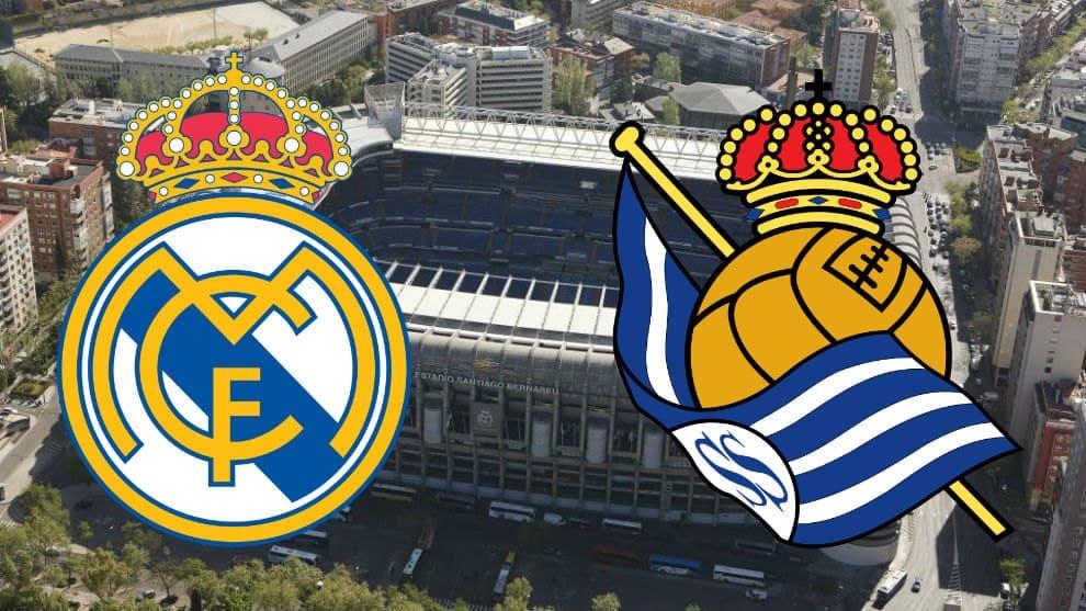 Реал Мадрид - Реал Сосьедад прогноз 6 феврал