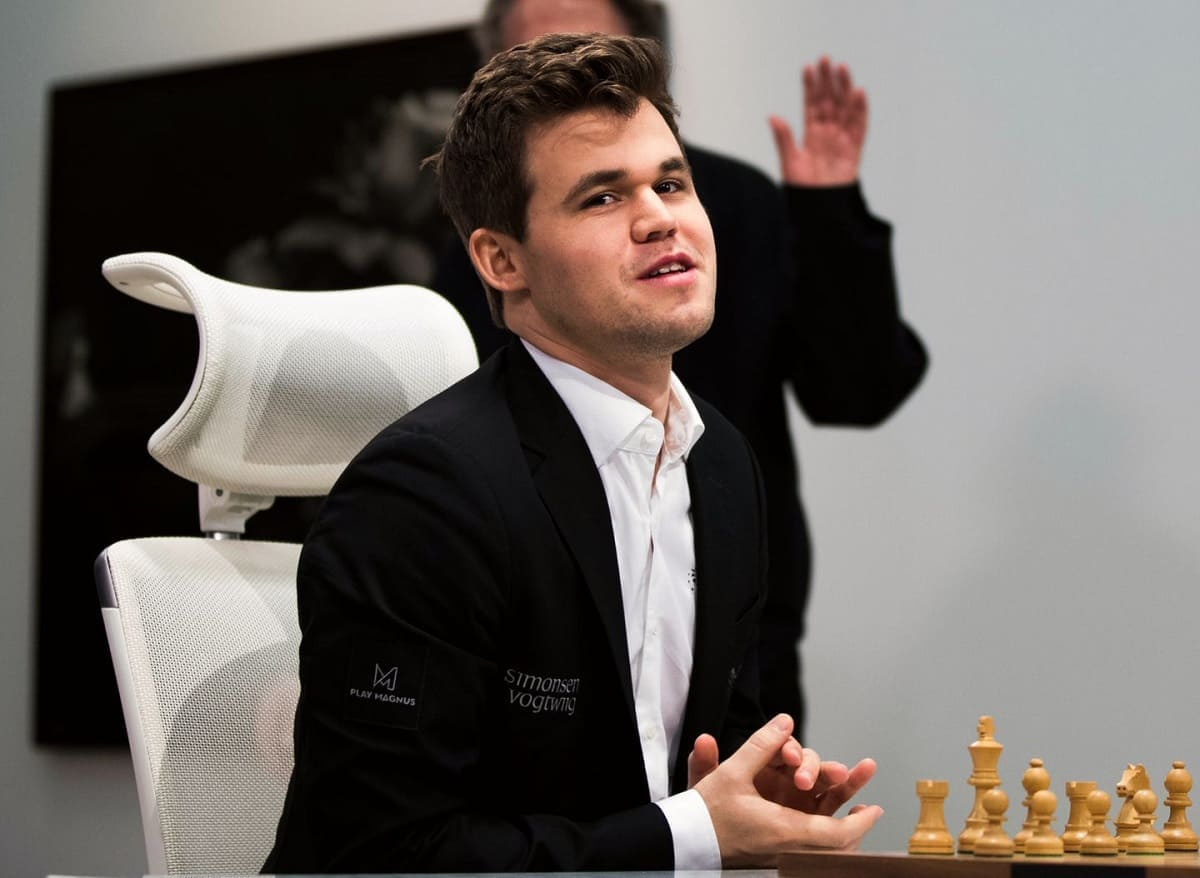 Турнир претендентов по шахматам 2020 Карлсен