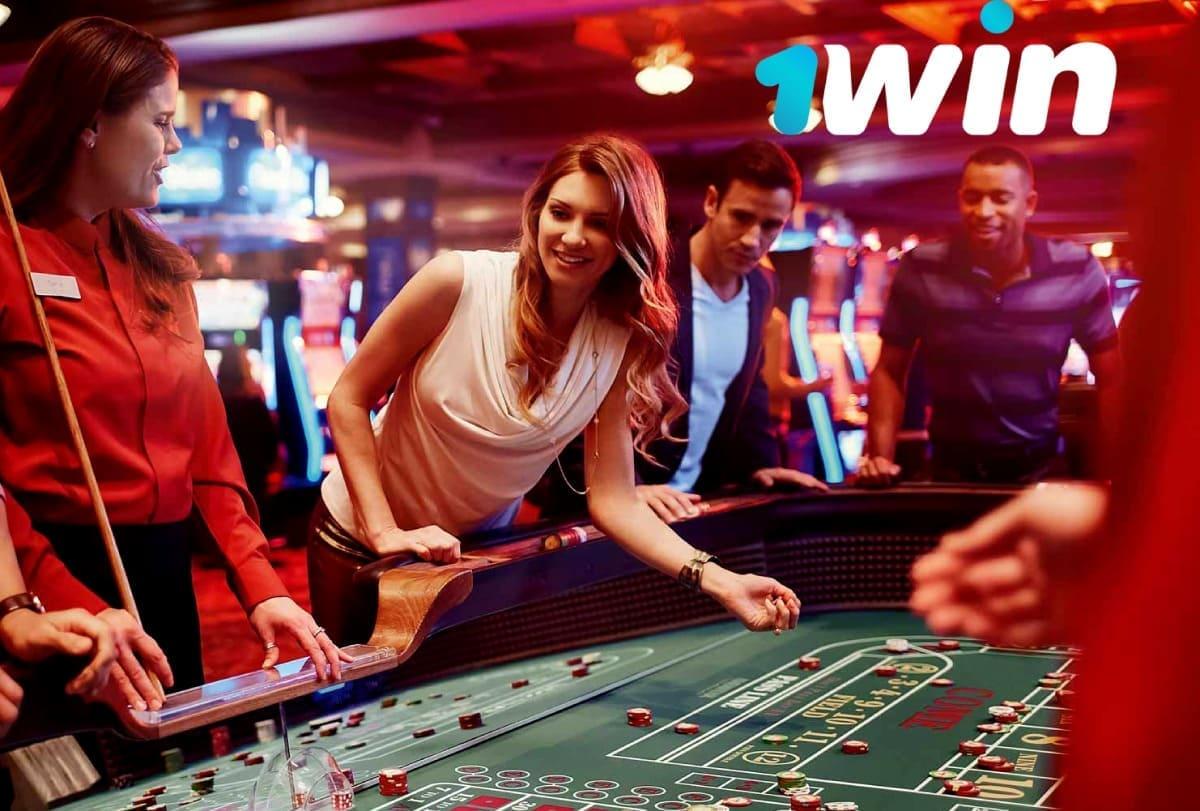 1win казино