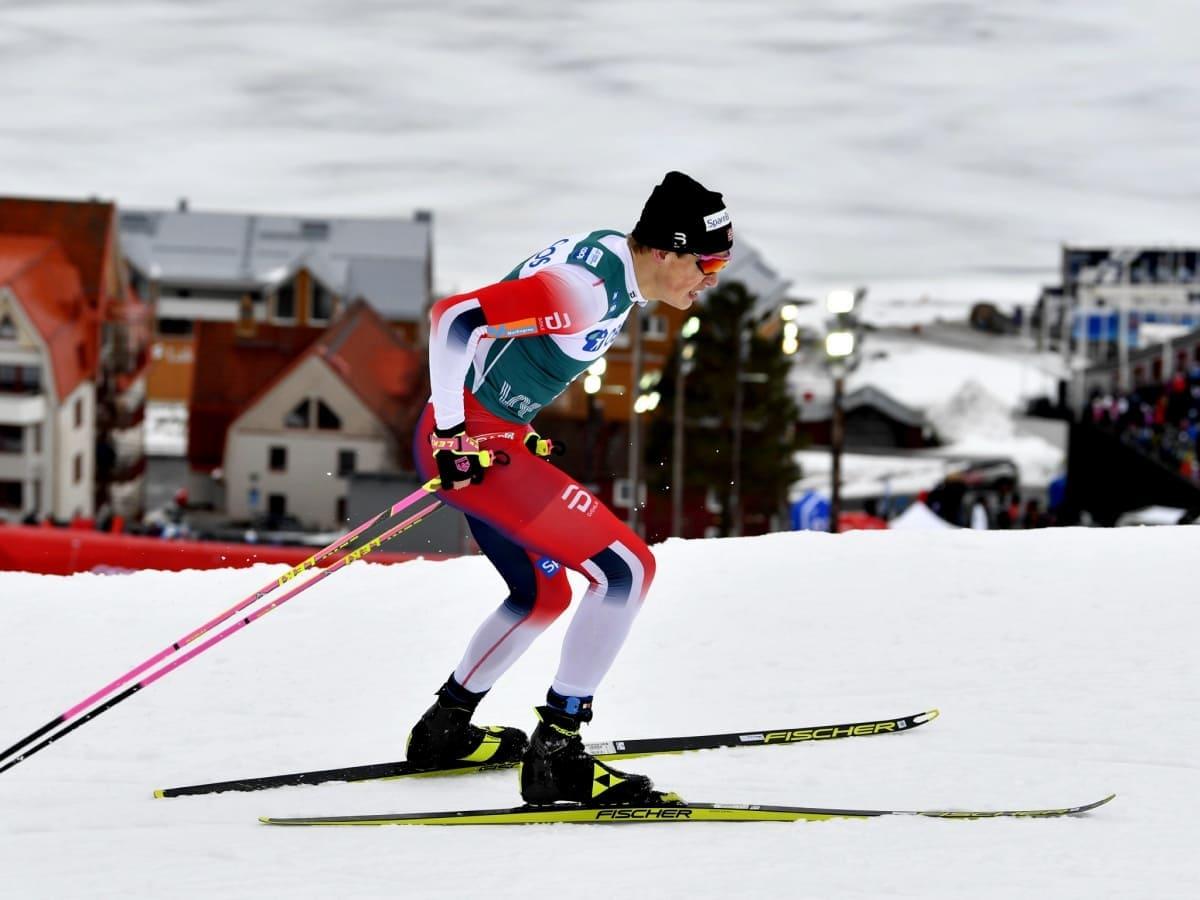 Кубок мира по лыжам Драммен-Коннеруд (Йоханнес Клебо)