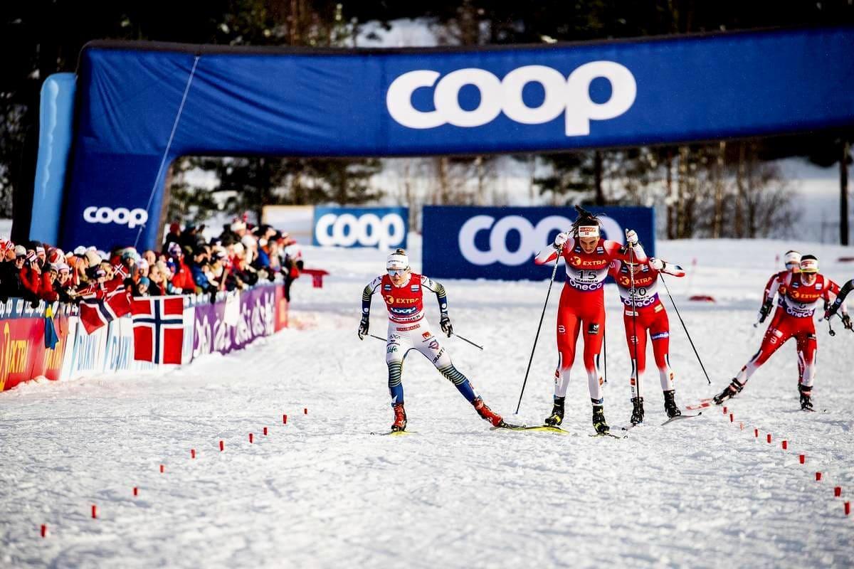 Кубок мира по лыжам Драммен Коннеруд