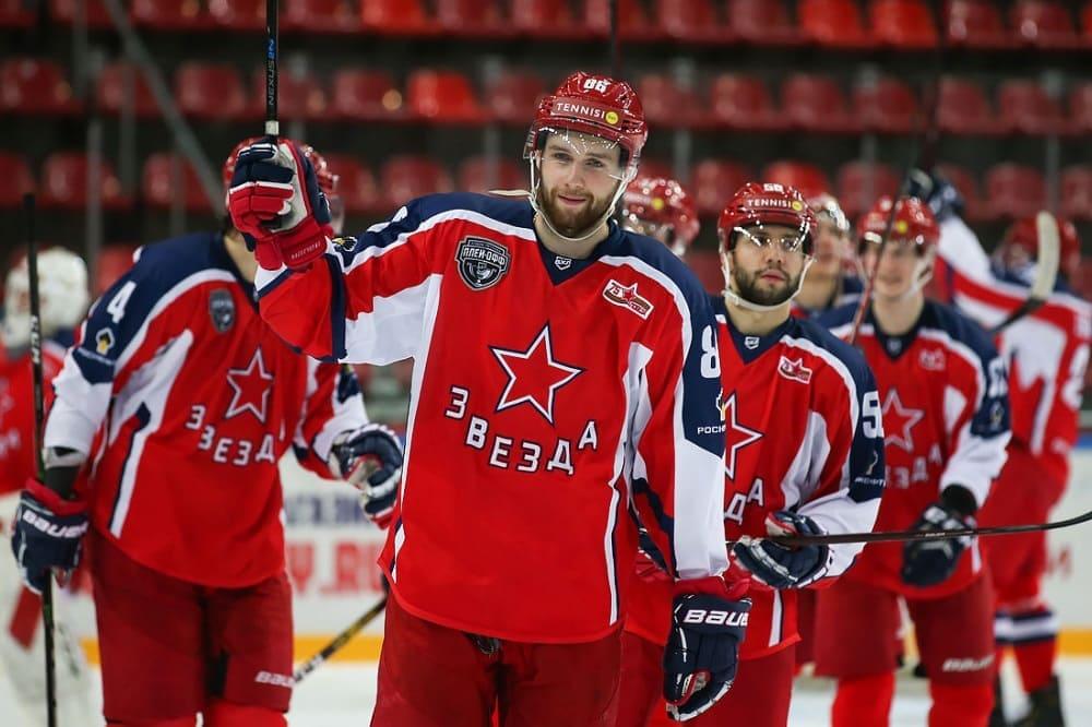 Звезда Москва – Хумо 12 марта