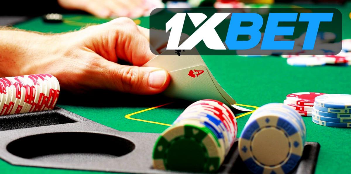 азартные игры 1хБет