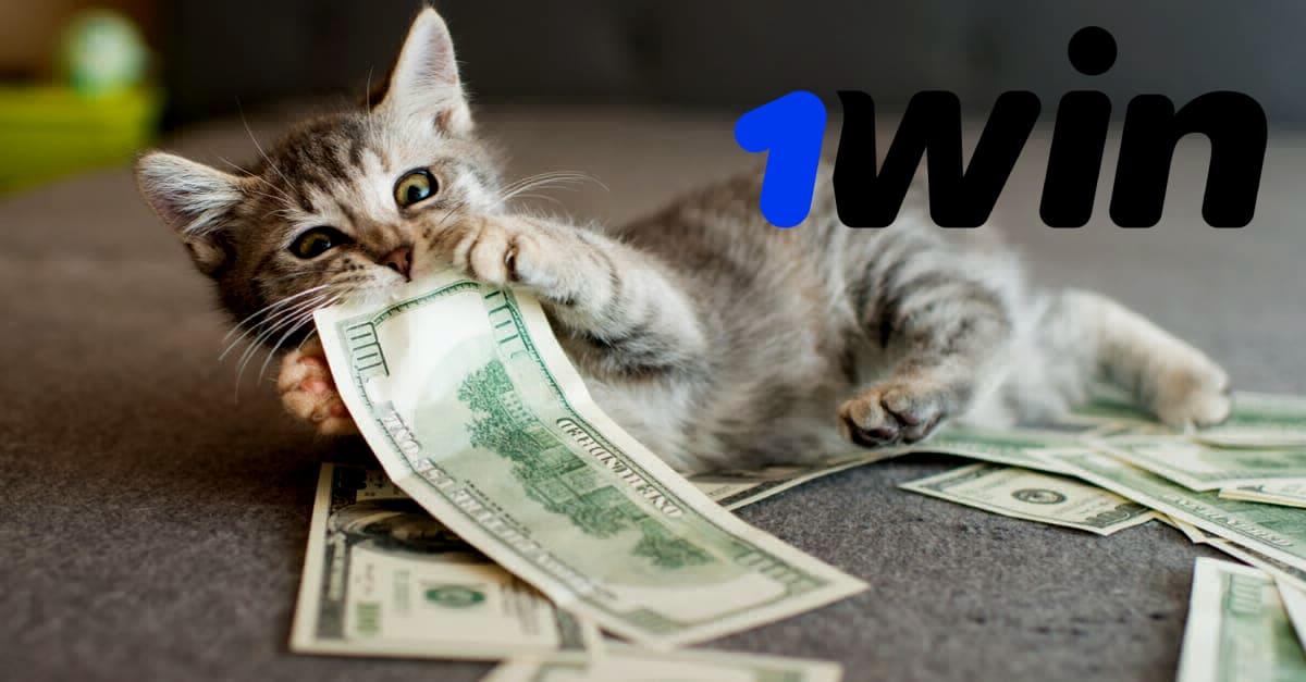 1win бонус за регистрацию