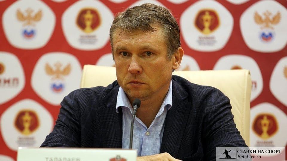 Андрей Талалаев доволен Ахматом