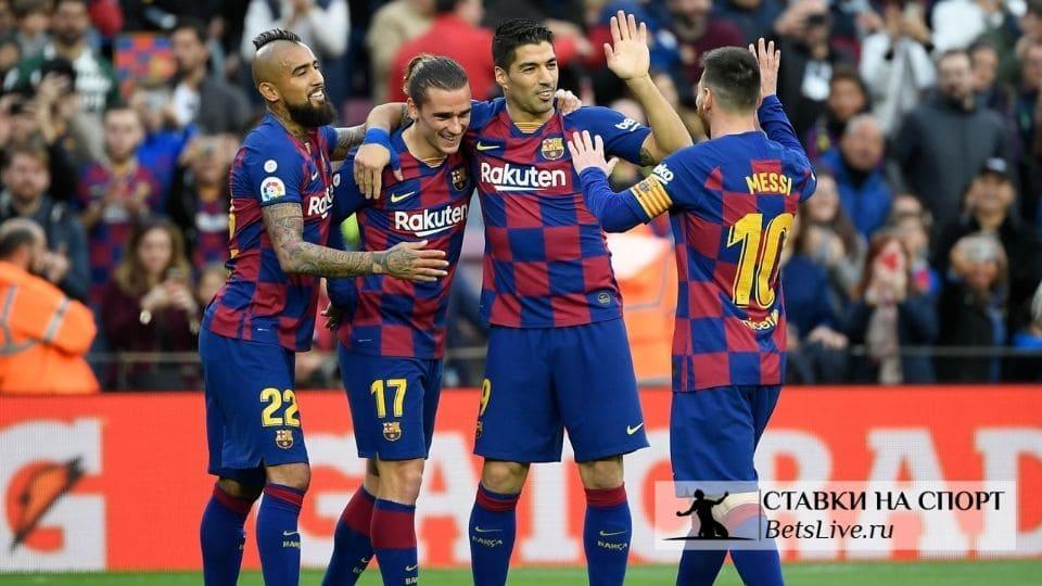 Барселону могут покинуть 6 игроков
