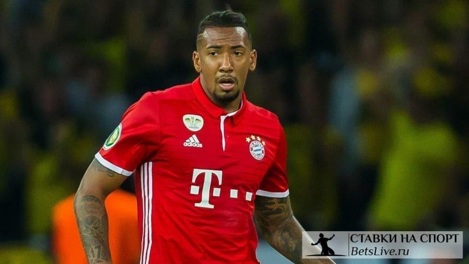 «Бавария» не станет продлевать контракт с Жеромом Боатенгом